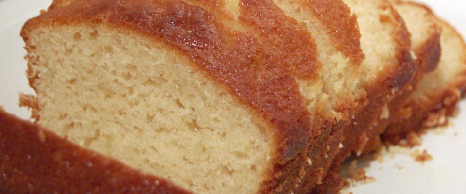 Massa de Bolo Amanteigado - Aprenda preparar uma receita de massa amanteigada para bolos que combina com qualquer tipo de recheio